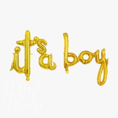 "Шар ""Это мальчик"""