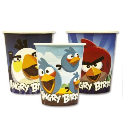 Стаканы Angry Birds