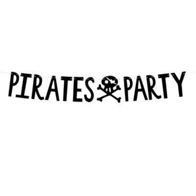 Гирлянда Пираты